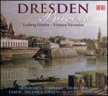 Il Barocco a Dresda - CD Audio di Ludwig Güttler,Virtuosi Saxoniae
