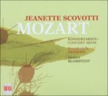 Konzertarien - CD Audio di Wolfgang Amadeus Mozart