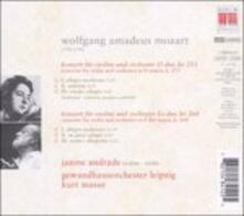 Concerti per Violino Kv 211 - 268 - CD Audio di Wolfgang Amadeus Mozart