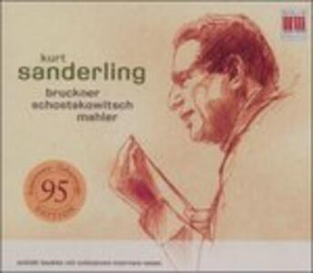 Early Eterna Recordings - CD Audio di Kurt Sanderling