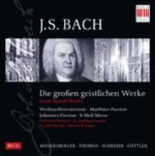 Great Sacred Works - CD Audio di Johann Sebastian Bach
