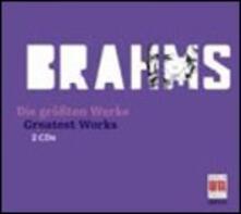 The Greatest Works - CD Audio di Johannes Brahms