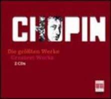 The Greatest Works - CD Audio di Fryderyk Franciszek Chopin