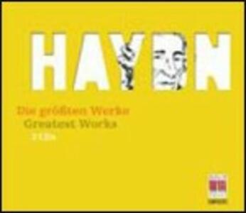 The Greatest Works - CD Audio di Franz Joseph Haydn