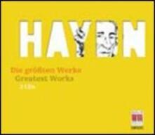 The Greatest Works - CD Audio di Franz Joseph Haydn