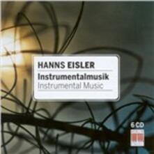 Musica Strumentale - CD Audio di Hanns Eisler