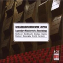 Legendary Masterworks Rec - CD Audio