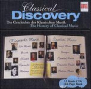 Classical Discovery - CD Audio