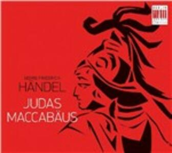 Judas Maccabaeus - CD Audio di Georg Friedrich Händel