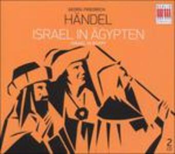 Israel in Aegypten - CD Audio di Georg Friedrich Händel