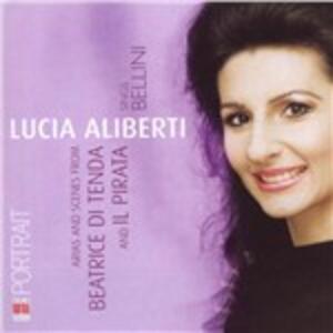Lucia Aliberti Sings Bell - CD Audio di Vincenzo Bellini
