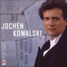 Jochen Kowalski Sings - CD Audio