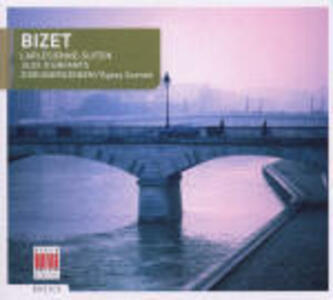 L'Arlésienne Suites - Jeux d'enfant - CD Audio di Georges Bizet,Radio Symphony Orchestra Berlino,Heinz Rögner