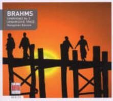 Sinfonia n.3 - Danze ungheresi (Berlin Basics) - CD Audio di Johannes Brahms,Gewandhaus Orchester Lipsia,Berliner Symphoniker,Vaclav Neumann,Günther Herbig