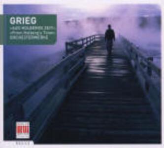 Pezzi per orchestra - CD Audio di Edvard Grieg,Staatskapelle Dresda,Otmar Suitner