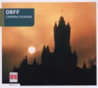Carmina Burana - CD Audio di Carl Orff,Herbert Kegel
