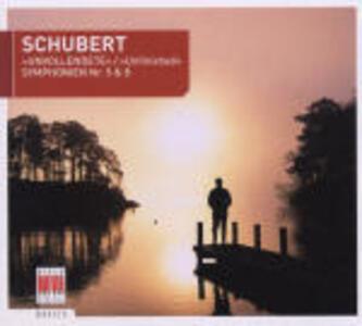 Sinfonie n.5, n.8 - CD Audio di Franz Schubert,Herbert Blomstedt