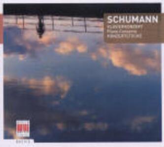 Concerto per pianoforte - CD Audio di Robert Schumann