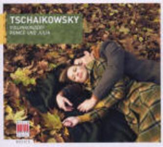 Concerto per violino - Romeo e Giulietta - CD Audio di Pyotr Il'yich Tchaikovsky