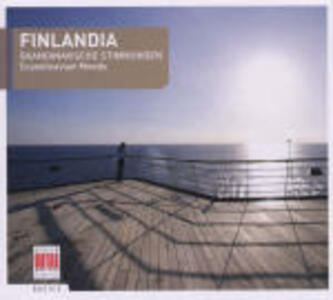 Finlandia. Scandinavian Moods - CD Audio di Edvard Grieg,Jean Sibelius,Kurt Sanderling,Boston Symphony Orchestra