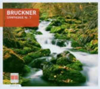 Sinfonia n.7 - CD Audio di Anton Bruckner,Heinz Rögner