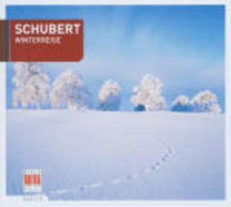 Winterreise-Lieder - CD Audio di Franz Schubert,Siegfried Vogel