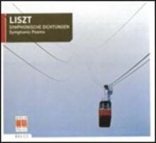 Tasso - Les Préludes - Mazeppa - Orphée - CD Audio di Franz Liszt