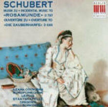 Rosamunda - CD Audio di Franz Schubert