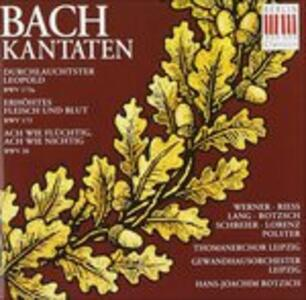 Kantaten Bwv 26, 173, 173 A - CD Audio di Johann Sebastian Bach
