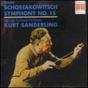Sinfonie n.15 - CD Audio di Dmitri Shostakovich