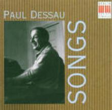 Songs - CD Audio di Paul Dessau