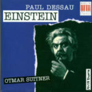 Einstein - CD Audio di Paul Dessau