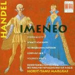 Imeneo - CD Audio di Georg Friedrich Händel