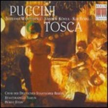 Tosca (Cantata in tedesco) - CD Audio di Giacomo Puccini