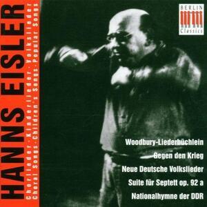 Chorlieder - Kinderlieder - CD Audio di Hanns Eisler