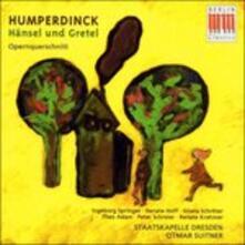Haensel und Gretel - Hl Ger - CD Audio di Engelbert Humperdinck