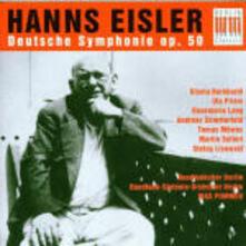 Deutsche Symphonie - CD Audio di Hanns Eisler