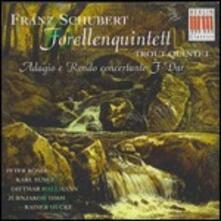 """Quintetto """"La trota"""" - CD Audio di Franz Schubert"""