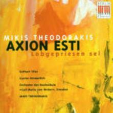 Axion Esti (Colonna sonora) - CD Audio di Mikis Theodorakis
