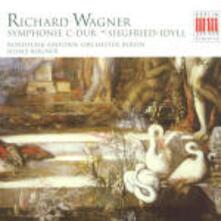 Sinfonia in Do - Idillio di Sigfrido (Siegfried-Idyll) - CD Audio di Richard Wagner,Heinz Rögner,Radio Symphony Orchestra Lipsia