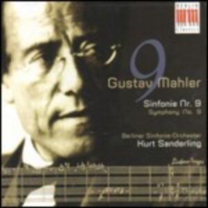 Sinfonia n.9 - CD Audio di Gustav Mahler