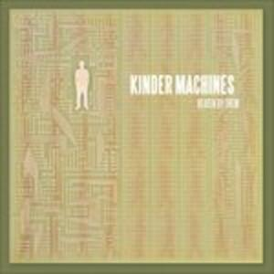 Kinder Machines - CD Audio di Beaten by Them