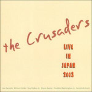 Live in Japan - CD Audio di Crusaders