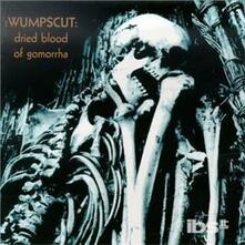 Dried Blood Of Gommora - CD Audio di Wumpscut