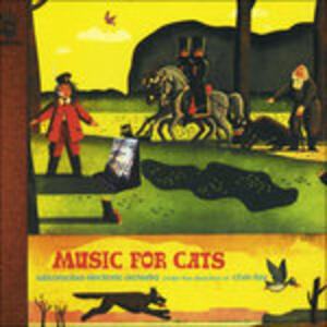 Music for Cats - CD Audio di cEvin Key