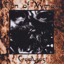 Creatures - CD Audio di Clan of Xymox