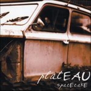 Spacecake - CD Audio di Plateau