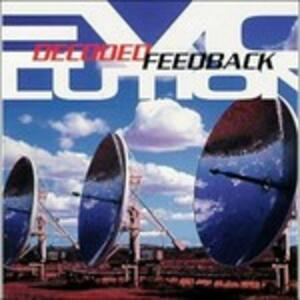 Evolution - CD Audio di Decoded Feedback