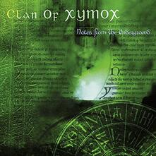 Notes from the Underground - CD Audio di Clan of Xymox