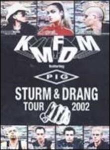 Kmfdm. Sturm & Drang - DVD